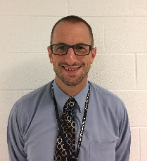 Image of Assistant Principal Matt Yonkey