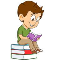 IMage of student reading