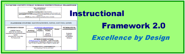 Image of Instructional Framework 2.0