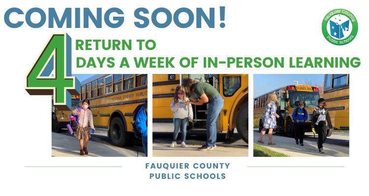 Fauquier County School Calendar 2021-2022