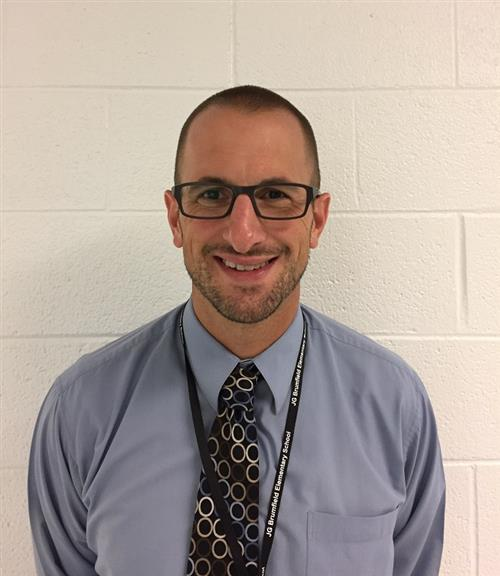 Image of Assistant Principal Mr. Yonkey
