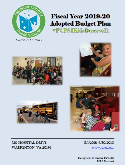 Adopted Budget 2018-2019