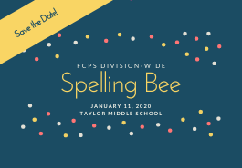 spelling bee save the date
