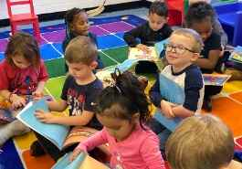 My First Book Club Launches to Promote Preschool Literacy