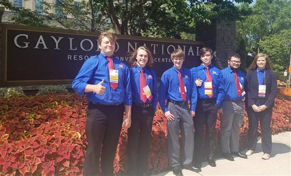Kettle Run National TSA Team