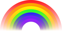 Gay Straight Alliance Rainbow