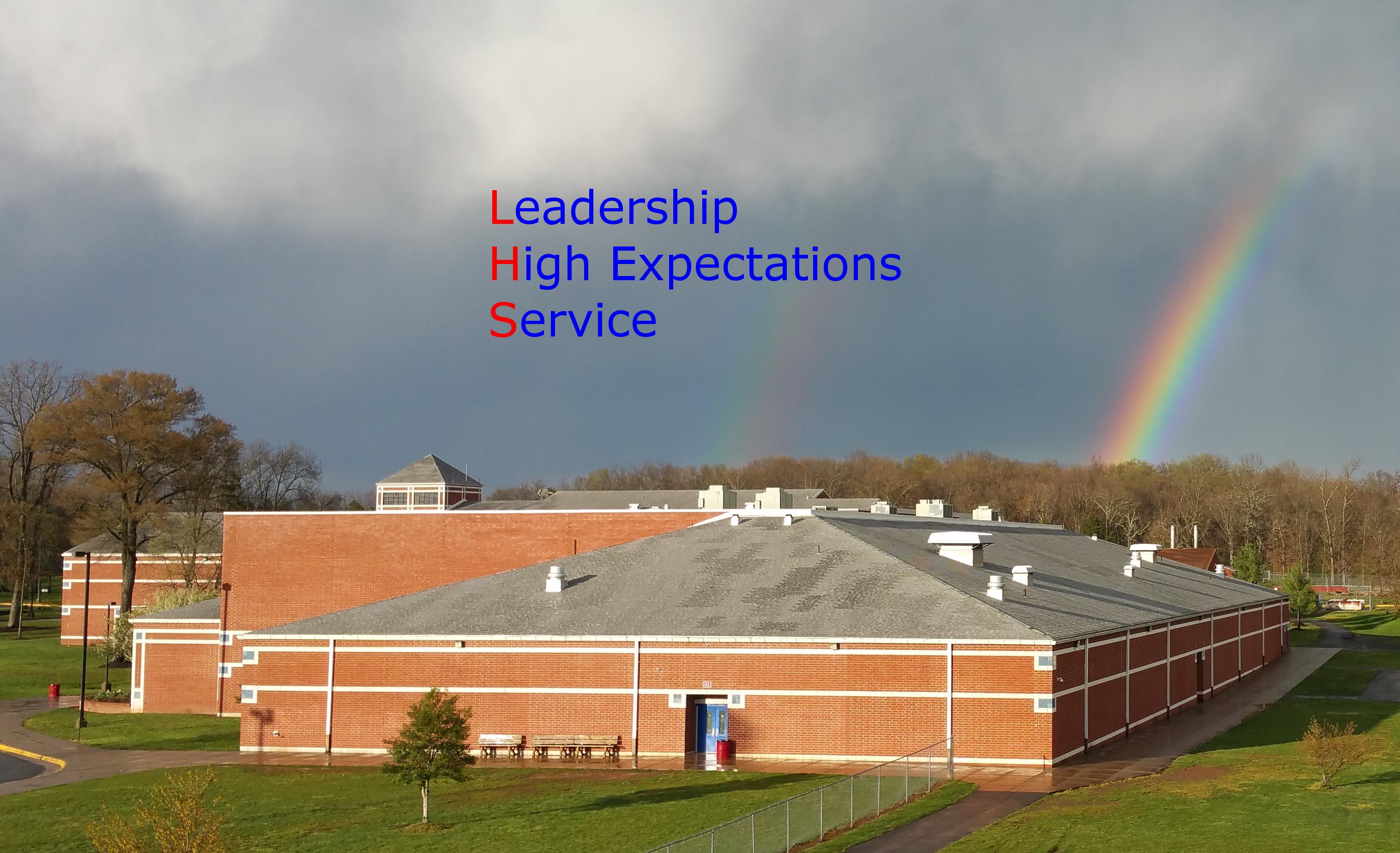 Liberty High Homepage