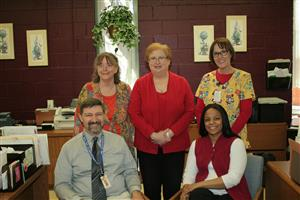 Image of Mary Walter Office Staff